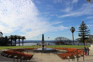 King's Park à Perth