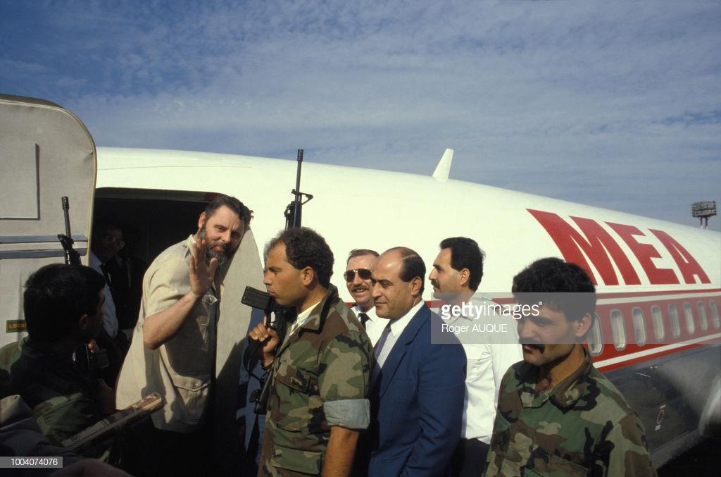 Retour à la prise d'otages des français au Liban en 1986
