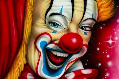 clown pour spectacle enfants